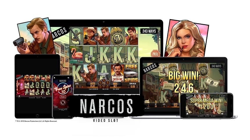 narcos devices