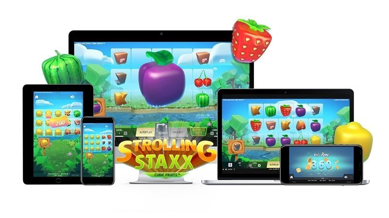 Strolling Staxx Devices