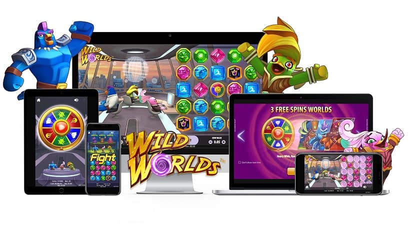 Wild Worlds devices