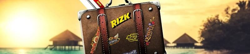 Rizk Giveaway promo