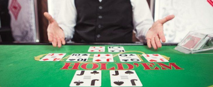 Evolution Live Casino Poker
