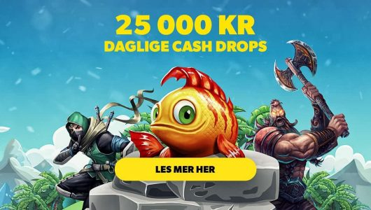 cashdrop feature bilde