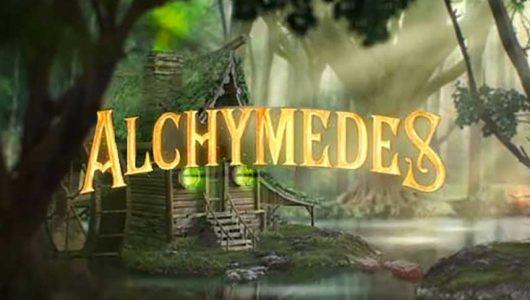 Alchymedes online slot