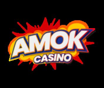 Amok Casino logo
