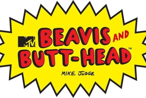 beavis and butthead logo