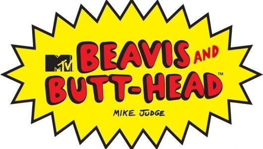 beavis and butthead logo