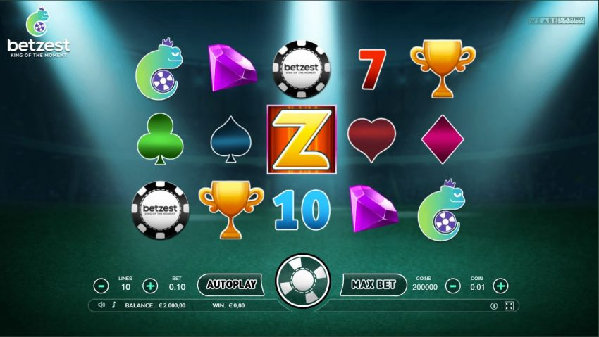 Betzest Slot Machine