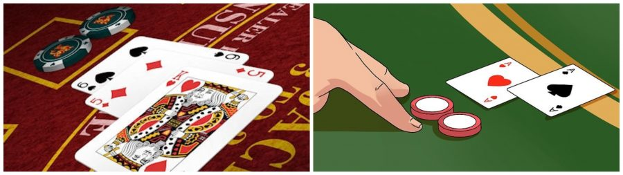 Blackjack Double Down and Split Casino Blackjack Guide