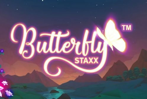 Butterfly Staxx video automat