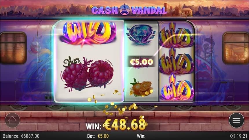 Cash Vandal mobil