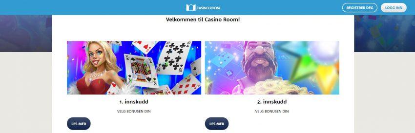 Casino Room Bonus