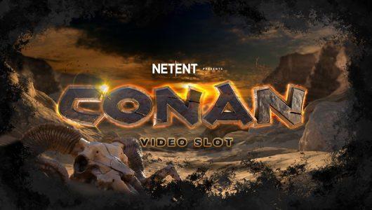 Conan spilleautomat