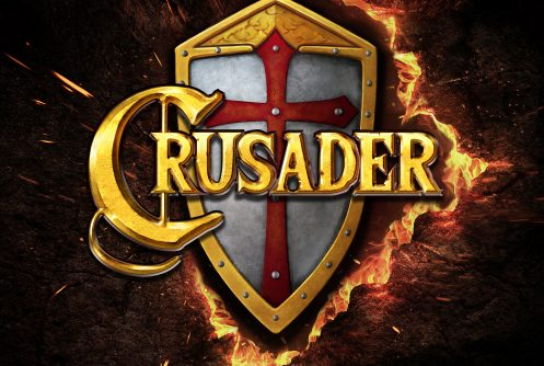 Crusader Elk Studios Logo