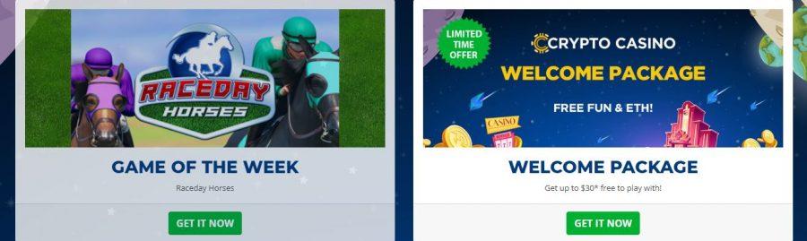Crypto Casino Promotions Campaigns Kampanjer