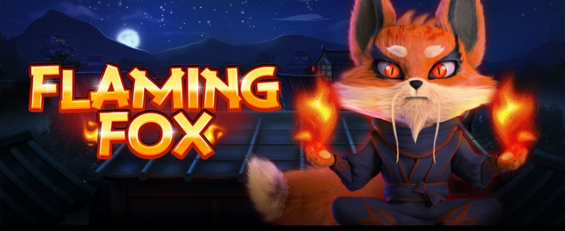 flaming fox