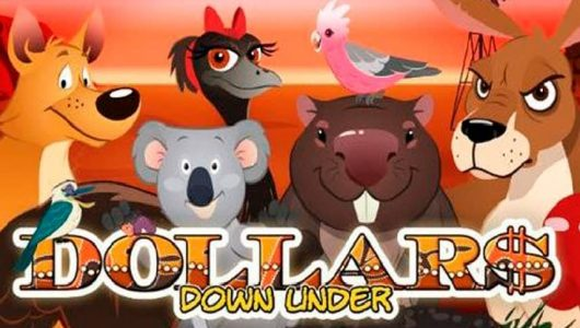 dollars down under logo