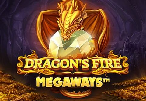 Dragons Fire Megaways Logo