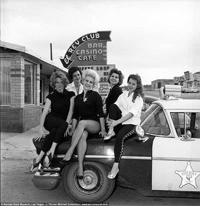 El Rey Club kvinner