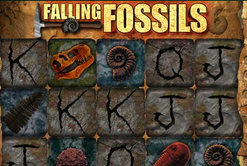 Falling Fossils