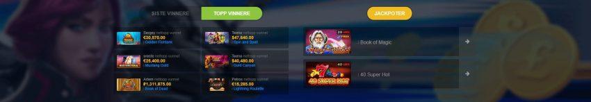 FastPay Casino Design