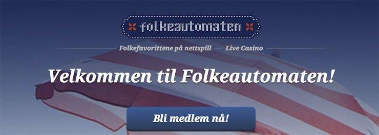 Folkeautomaten---velkommen
