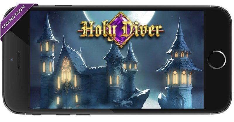 Big Time Gaming Holy Diver