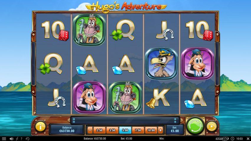 Hugos Adventure Design
