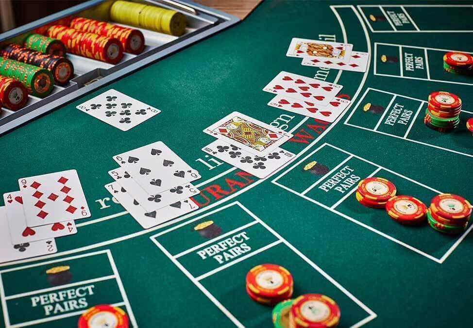 Hvordan Spille Blackjack