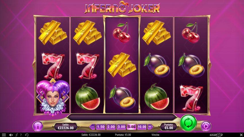 Inferno Joker Symbols