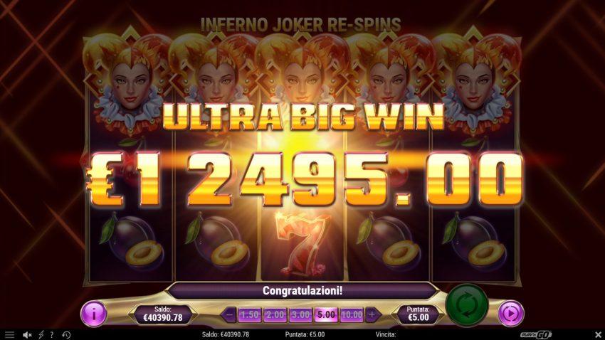Inferno Joker Play N Go