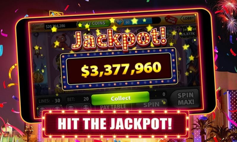 Jackpot Win Online Casino Huge Win Hit The Jackpot Online