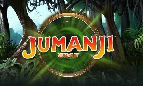 Jumanji spilleautomat