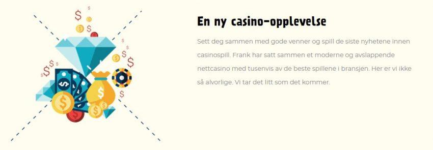 En ny casino opplevelse kassu casino