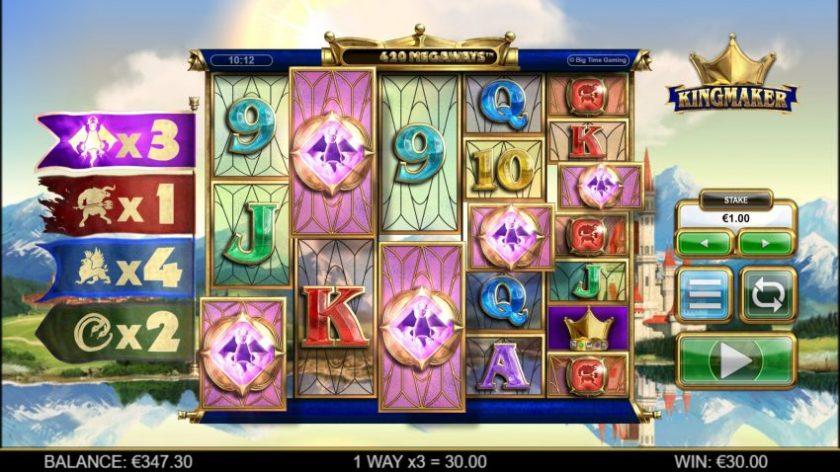 Kingmaker Mega Win