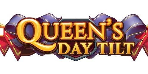 Queen's Day Tilt logo