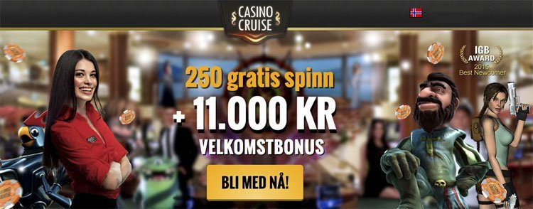 Landing-CasinoCruise-250freespins