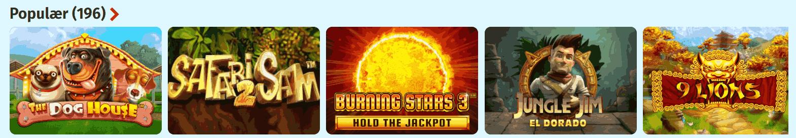 Lapilanders casino spill