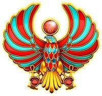 Legacy of Ra MegaWays fugl