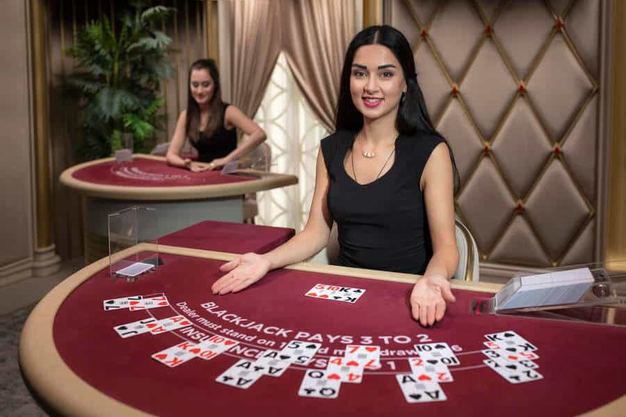 Live Casino Blackjack, Live Blackjack