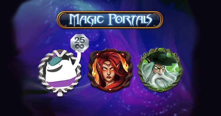 Magic Portals Casumo Free spins
