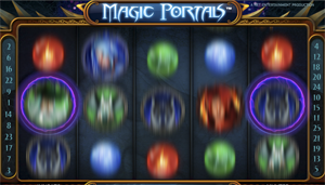 Magic Portals Portal