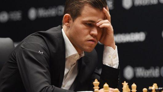 Magnus Carlsen Sjakk