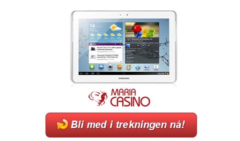 Maria Tablet Banner