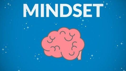 Mindset Blue Brain