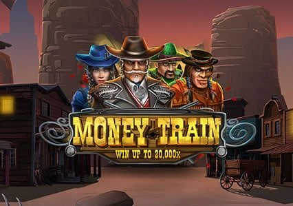 Money Train Logo