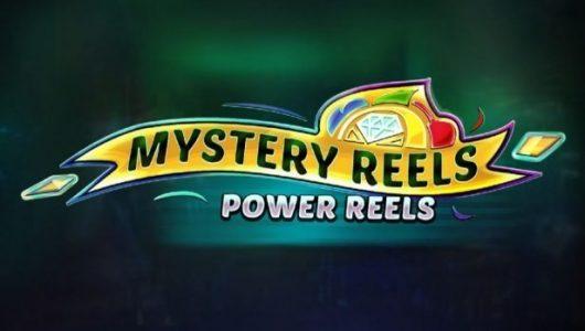 Mystery Reels Power Reels Logo