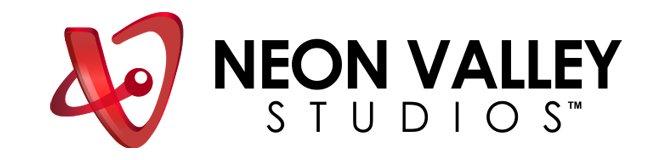 Neon Valley Banner Logo
