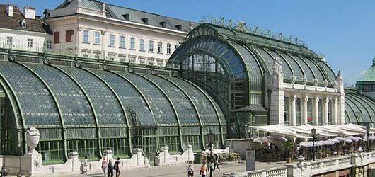Palmenhaus WIen Vienna