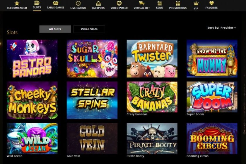 Play24Bet Casino Spilleautomater