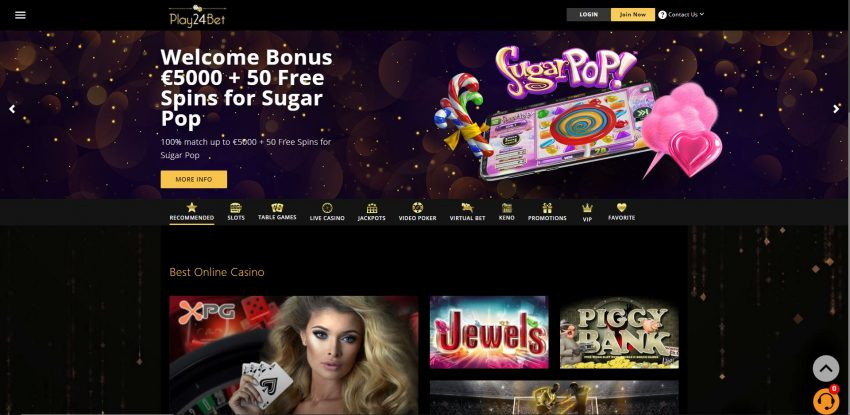 Play24Bet Casino